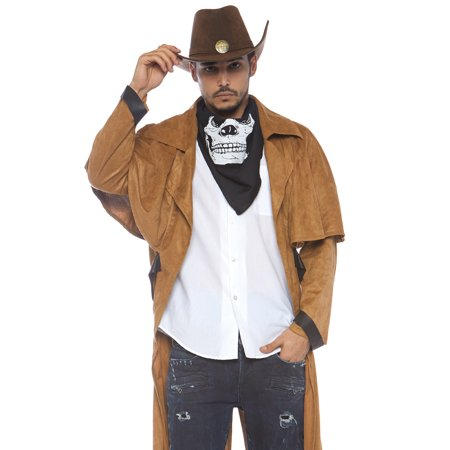 Men's Western Duster Coat